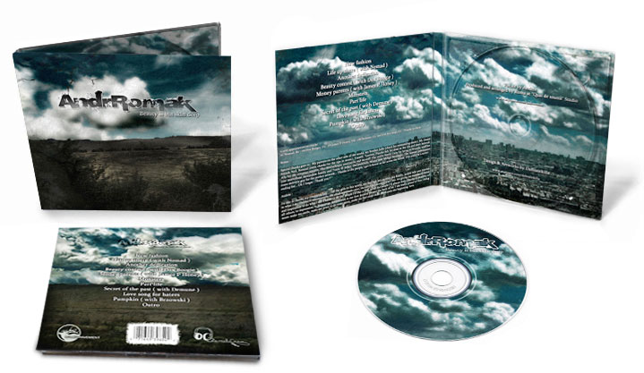 Andrromak digipack artwork 1