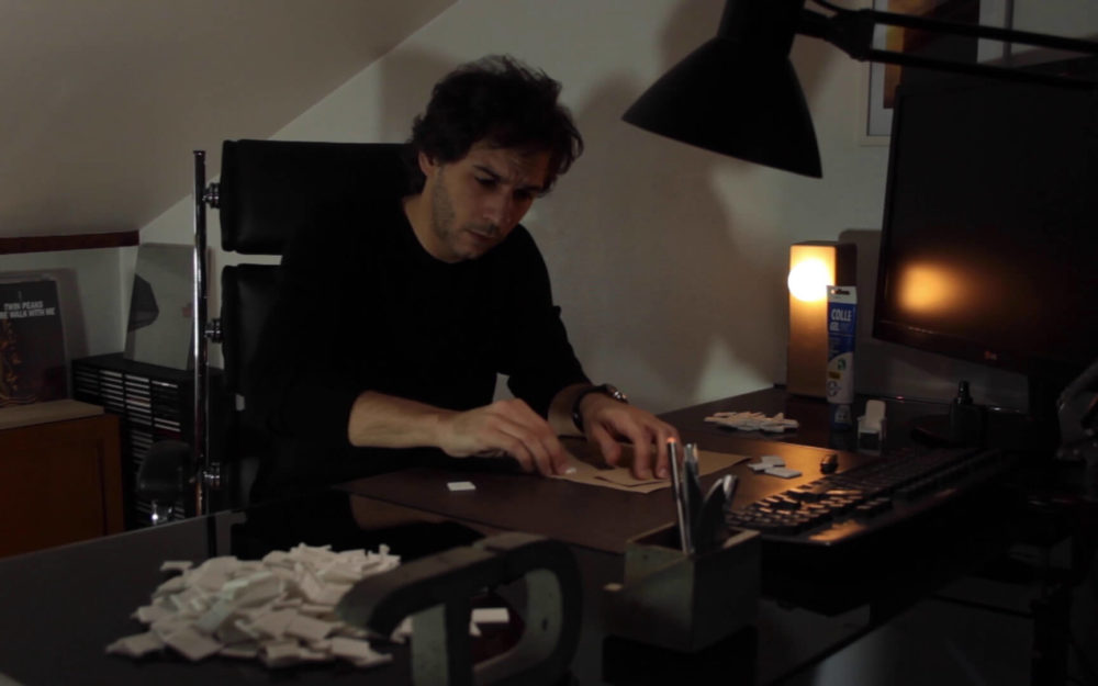 Christophe Thockler making of Fire Thief